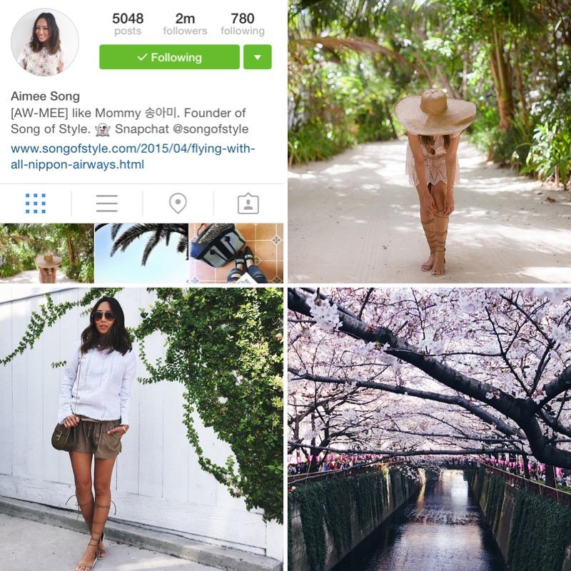 top 5 favorite instagram accounts