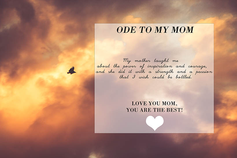 ode to my mom mothers day blog sarandaadriana dutch fashion blogger nederlandse mode blog