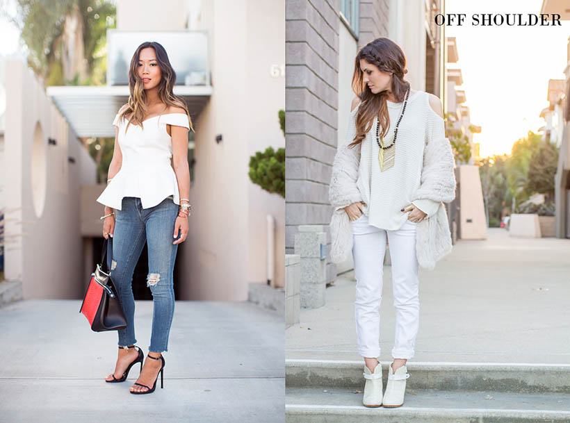 top 3 trends not sure of off shoulder tops songofstyle mylifeasmaya outfit fashion bloggers dutch blogger sarandaadriana1