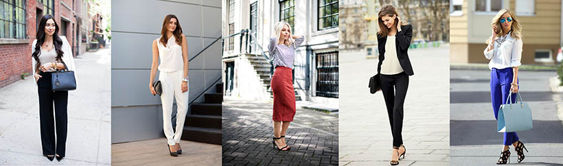 top 5 career girl outfits dutch fashion blogger sarandaadriana nederlandse mode blog sarandipity