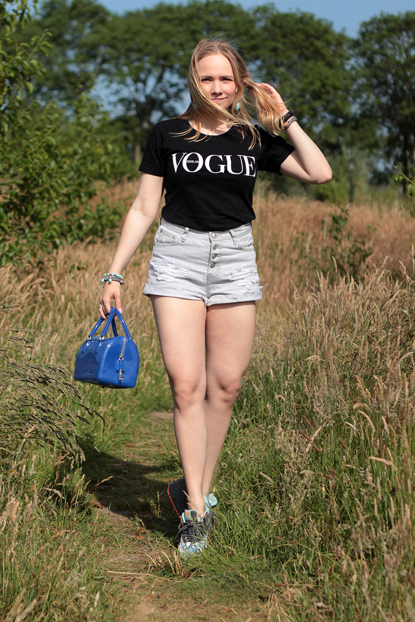 summer of shorts outfit oneteaspoon stijldepartment ootd dutch fashion blogger sarandaadriana 1