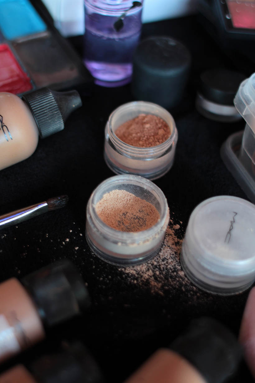 mac cosmetics extrema outdoor blogger event dutch fashion sarandaadriana11
