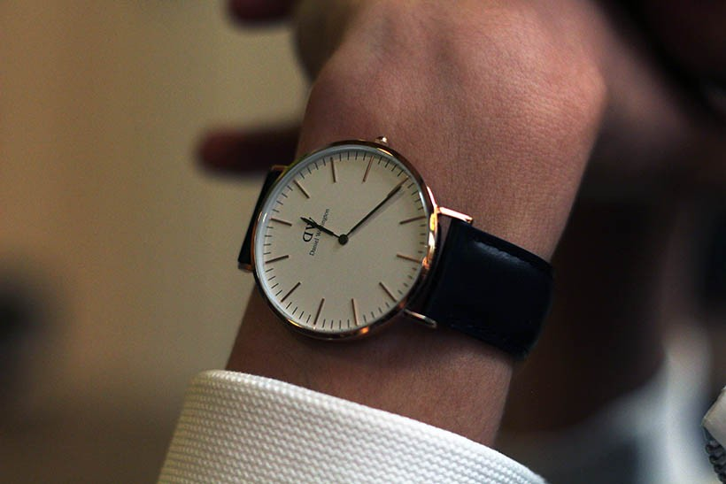 7 years for him and her daniel wellington watches fashion blogger sarandaadriana sarandipity