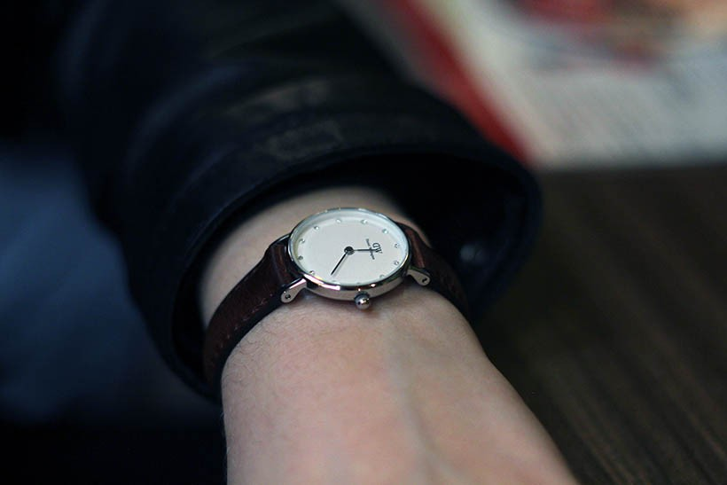 7 years for him and her daniel wellington watches fashion blogger sarandaadriana sarandipity2