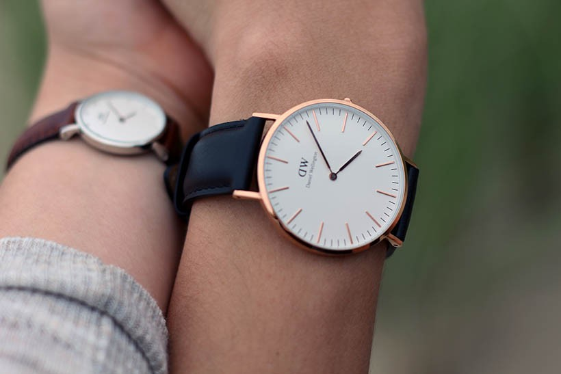 7 years for him and her daniel wellington watches fashion blogger sarandaadriana sarandipity3