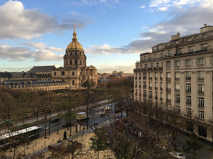 Travel Paris pure love Invalides Blog SarandaAdriana1