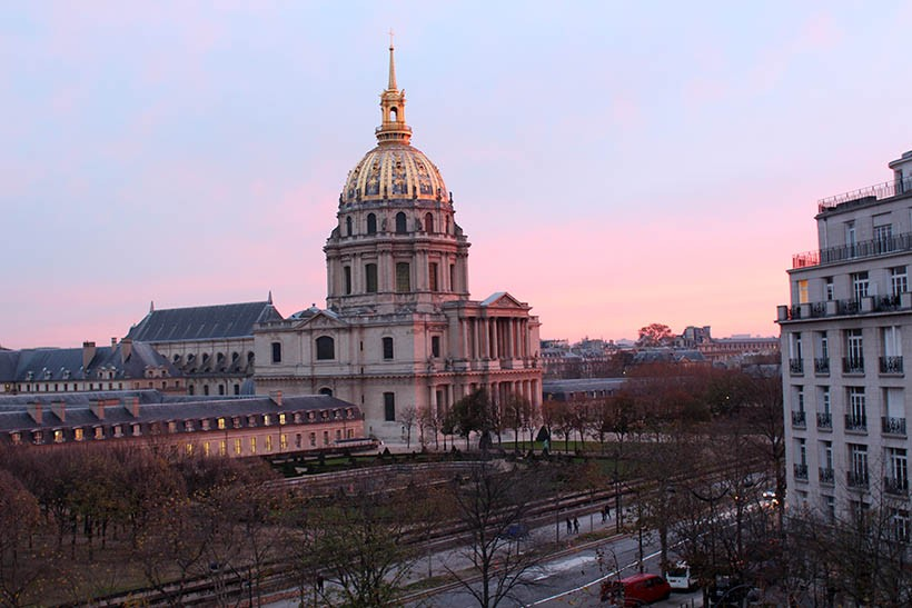 Travel Paris pure love Invalides Blog SarandaAdriana5