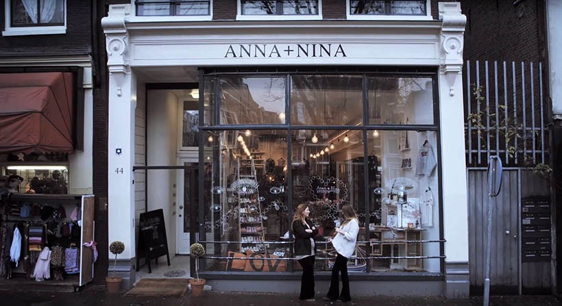 anna+nina international ondernemen ING sponsored video