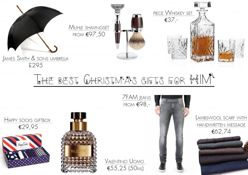 best christmas gifts for him