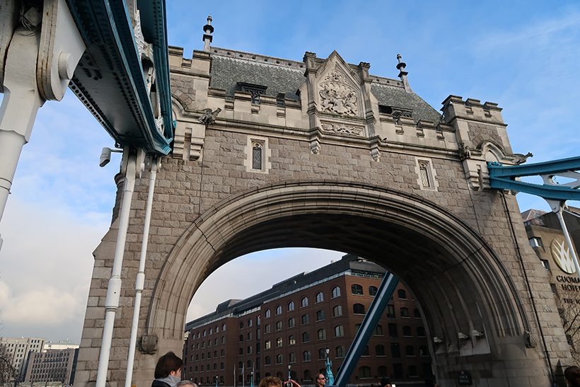 London Citytrip Tower Bridge