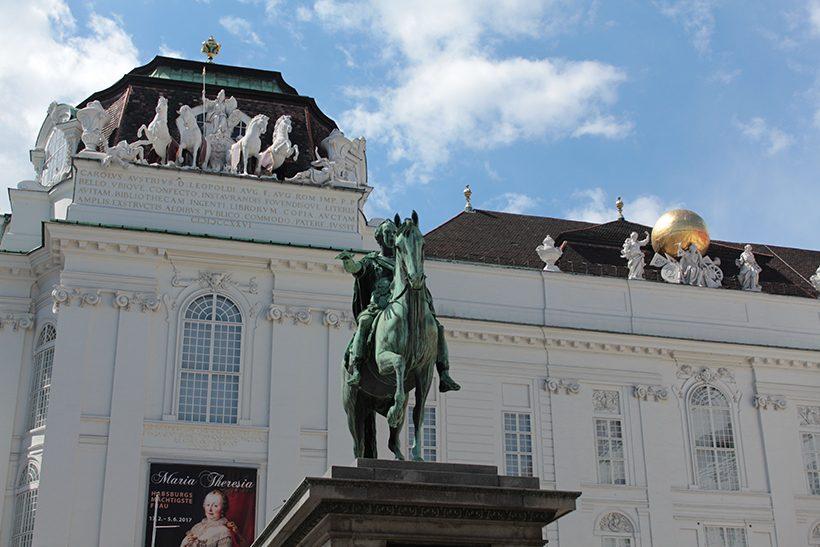 travel three days in vienna hofburg spanische hofreitschule