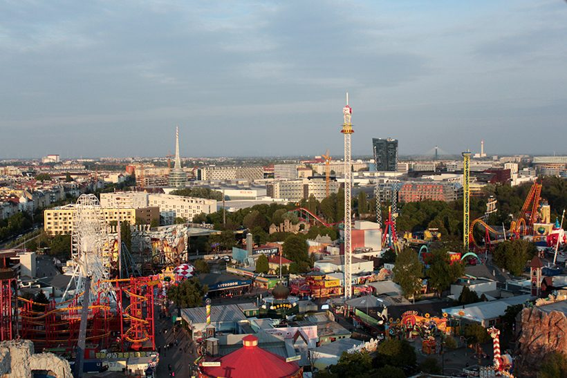 travel three days in vienna prater riesenrad1