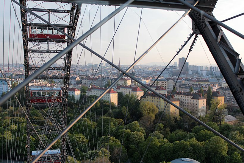 travel three days in vienna prater riesenrad2
